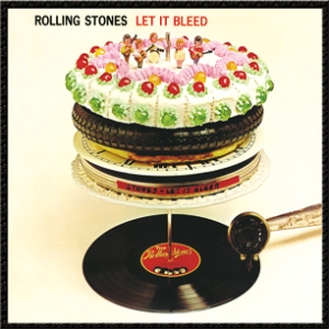 Rolling Stones Let It Bleed HIGH RESOLUTION COVER ART