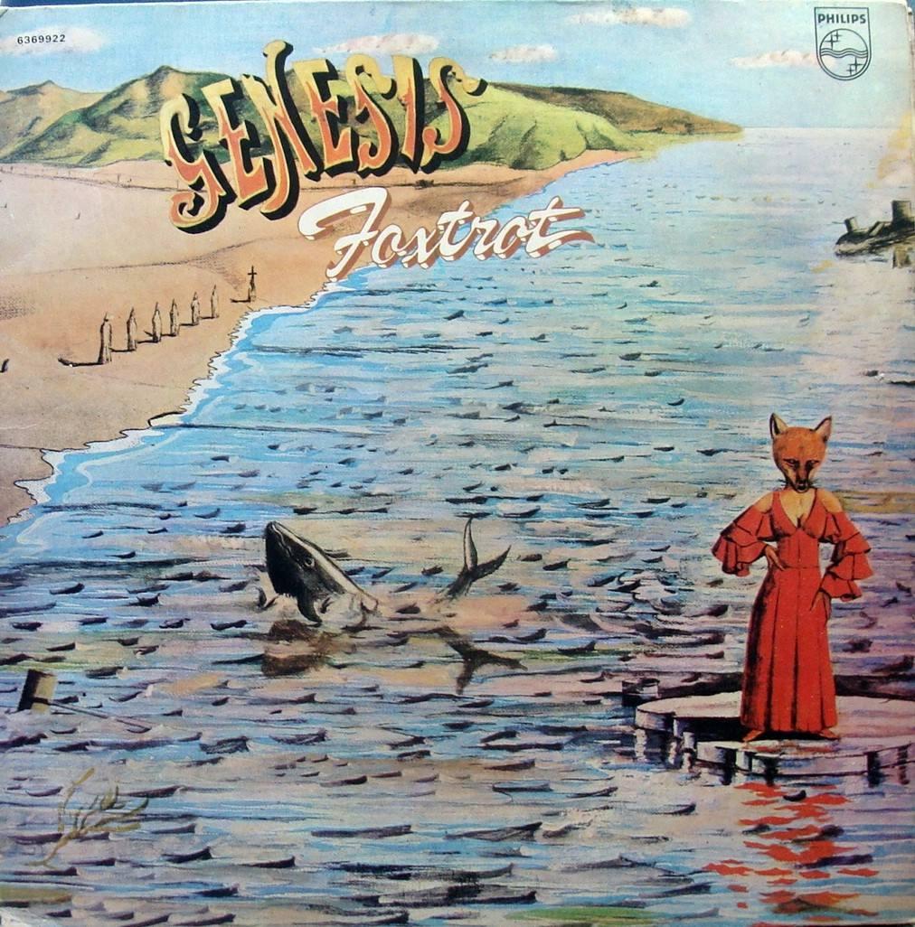 Genesis – Fox... Genesis Trespass